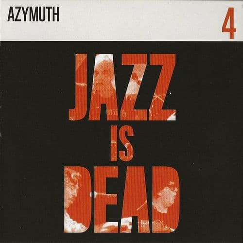 Ali Shaheed Muhammad & Adrian Younge / Azymuth<br>Jazz Is Dead 4<br>CD